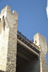 Porte d'Orange - Français:   porte d\'Orange à Carpentras