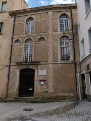 Synagogue -  Carpentras: Synagoge