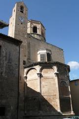 Ancienne cathédrale, puis église paroissiale Saint-Véran - Français:   Cathèdrale Saint Véran à Cavaillon.