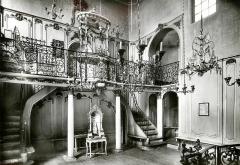 Synagogue - La synagogue