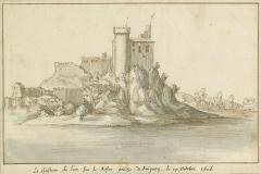 Château de l'Hers ou de l'Airs (ruines) -