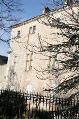 Château de Javon -  castle of Javon, Vaucluse, France