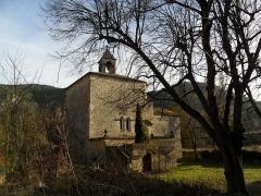 Chapelle Notre-Dame-du-Groseau -  Chapelle Notre-Dame du Groseau