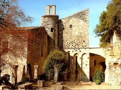 Ancienne abbaye Saint-Hilaire - Pigeonnier de l'abbaye