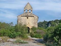 Chapelle Sainte-Madeleine - Français:   chapelle Sainte Madeleine à Mirabeau (Vaucluse)