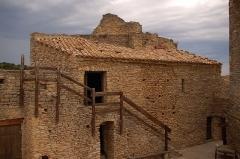 Château (restes du) -  Forteresse de Mornas