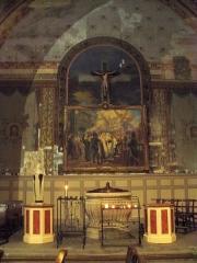 Eglise Notre-Dame-de-Nazareth (ancienne cathédrale) - Français:   Chapelle latérale de Notre Dame de Nazareth, Orange, Vaucluse, France