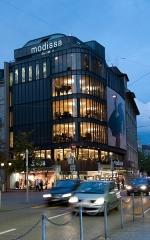 Hôtel Monier-Vinard -  Bahnhofstrasse  und Urania strasse