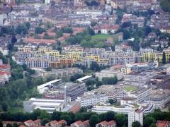 Hôtel Monier-Vinard -  Bunte Siedlung in Zürich