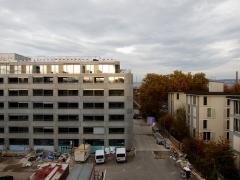 Hôtel Monier-Vinard -  View from my room.