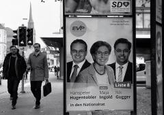 Hôtel Monier-Vinard -  Zurich Switzerland Wahlplakate