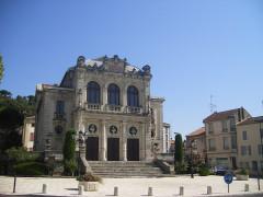 Théâtre municipal -  Orange - theater