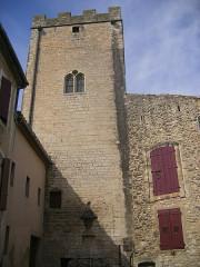 Tour Ferrande -  Pernes-les-Fontaines