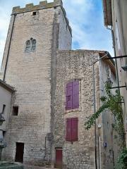 Tour Ferrande - Français:   Tour Ferrande de Pernesles Fontaines, Vaucluse, France