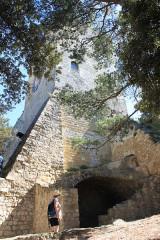 Tour de l'Horloge, dit aussi ancien château des comtes de Toulouse -  Pernes les Fontaines, Vaucluse, France