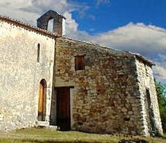 Chapelle Notre-Dame-des-Anges et ruines de son ermitage - ND des Anges
