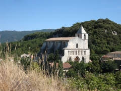 Eglise paroissiale Notre-Dame-de-Pitié - Français:   Notre-Dame de Pitié de Saignon