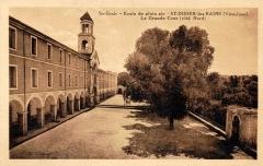 Etablissement conventuel  dit Sainte-Garde-des-Champs - Français:   École de plein-air de Sainte-Garde