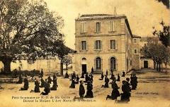 Etablissement conventuel  dit Sainte-Garde-des-Champs - Français:   L\'Ave Maria des séminaristes