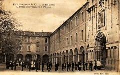 Etablissement conventuel  dit Sainte-Garde-des-Champs - Français:   Petit séminaire de Sainte-Garde