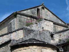Ancienne cathédrale et cloître -  Vaison-la-Romaine: Cathédrale Notre-Dame-de-Nazareth