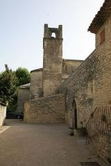 Ancienne cathédrale et cloître -  Notre Dame de Nazareth in Vaison-la-Romaine France