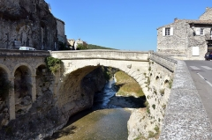 Pont romain - Deutsch: Vaison-la-Romaine