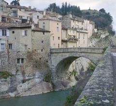 Pont romain -