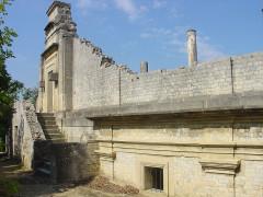 Théâtre romain -  Vaison