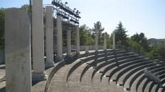 Théâtre romain -  Roman theatre of Vaison-la-Romaine