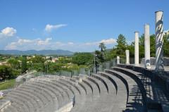 Théâtre romain -  Vasio Vocontiorum, Vaison-la-Romaine