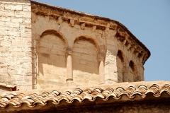 Eglise paroissiale Notre-Dame-de-Nazareth - France - Provence - Église Notre-Dame-de-Nazareth de Valréas