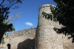 Enceinte romaine - Deutsch: Befestigungsanlagen von Venasque