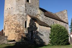 Eglise Saint-Pierre - Français:   Audrix - Eglise Saint-Pierre