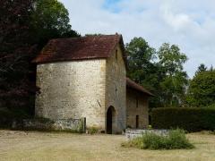 Château de la Faye - Français:   Dépendances du château de la Faye, Auriac-du-Périgord, Dordogne, France.