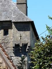 Château de Badefols-d'Ans - Français:   Fortification d\'angle, château de Badefols-d\'Ans, Dordogne, France