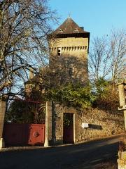 Château de Badefols-d'Ans - Français:   Le château de Badefols, Badefols-d\'Ans, Dordogne, France