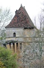 Château - Français:   Château de Berbiguières - Pavillon