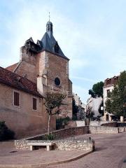 Eglise Saint-Jacques -  Place Pélissière à Bergerac