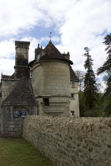 Castel de la Hierce -  Brantôme