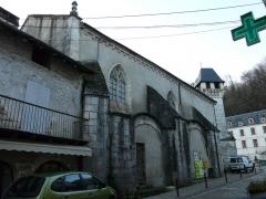 Ancienne église Notre-Dame - Français:   L\'ancienne église Notre-Dame, Brantôme, Dordogne, France