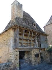 Four à pain dépendant de l'ancien presbytère d'Urval - Français:   Le four à pain d\'Urval, Dordogne, France.