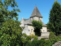 Eglise Saint-Barthélémy - L'église Saint-Barthélemy, La Cassagne, Dordogne, France