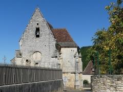Eglise ou chapelle des Milandes - Français:   L\'église des Milandes, Castelnaud-la-Chapelle, Dordogne, France.