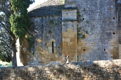 Ancienne église Saint-Clair du Vieux-Castel - Français:   Église Saint-Martin du Vieux-Castel
