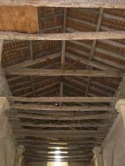 Eglise Saint-Paul de Reilhac - Français:   Le plafond de l\'église Saint-Paul de Reilhac, Champniers-et-Reilhac, Dordogne, France.