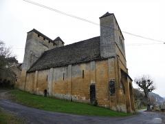 Eglise Saint-Martin de Tayac - Français:   L\'église de Tayac, Les Eyzies-de-Tayac-Sireuil, Dordogne, France.