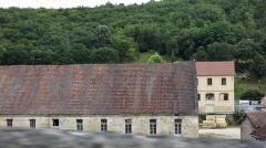 Ancienne forge des Eyzies - Français:   Forge des Eyzies, vue depuis la RD 706.