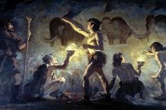 Grotte de Font-de-Gaume (grotte du Sourd) - American artist