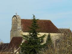 Eglise de la Décollation de Saint-Jean-Baptiste - Français:   L\'église de Fanlac, Dordogne, France.